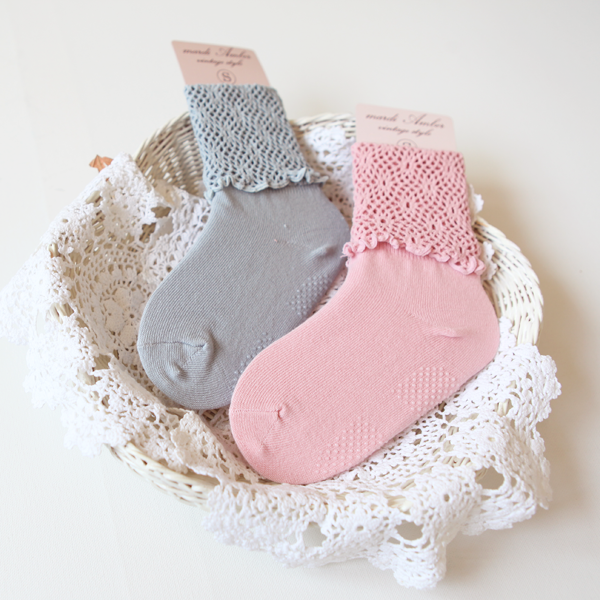 Bonnie Socks Two-pack [XL : 8 inch]