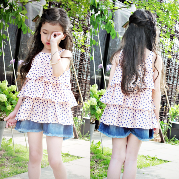 Juliette Sleeveless Blouse[IVORY]