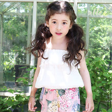 Load image into Gallery viewer, Melinda Sleeveless Top [IVORY / 4-5 YRS]