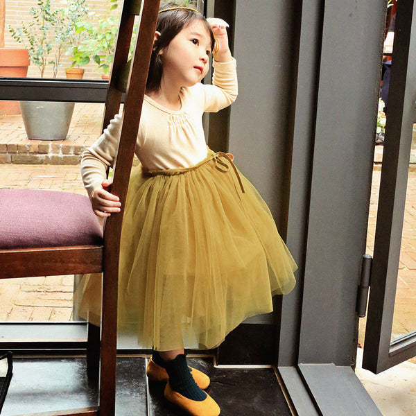 Christine Tulle Dress[6-7 YEARS]