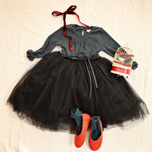 Christine Tulle Dress