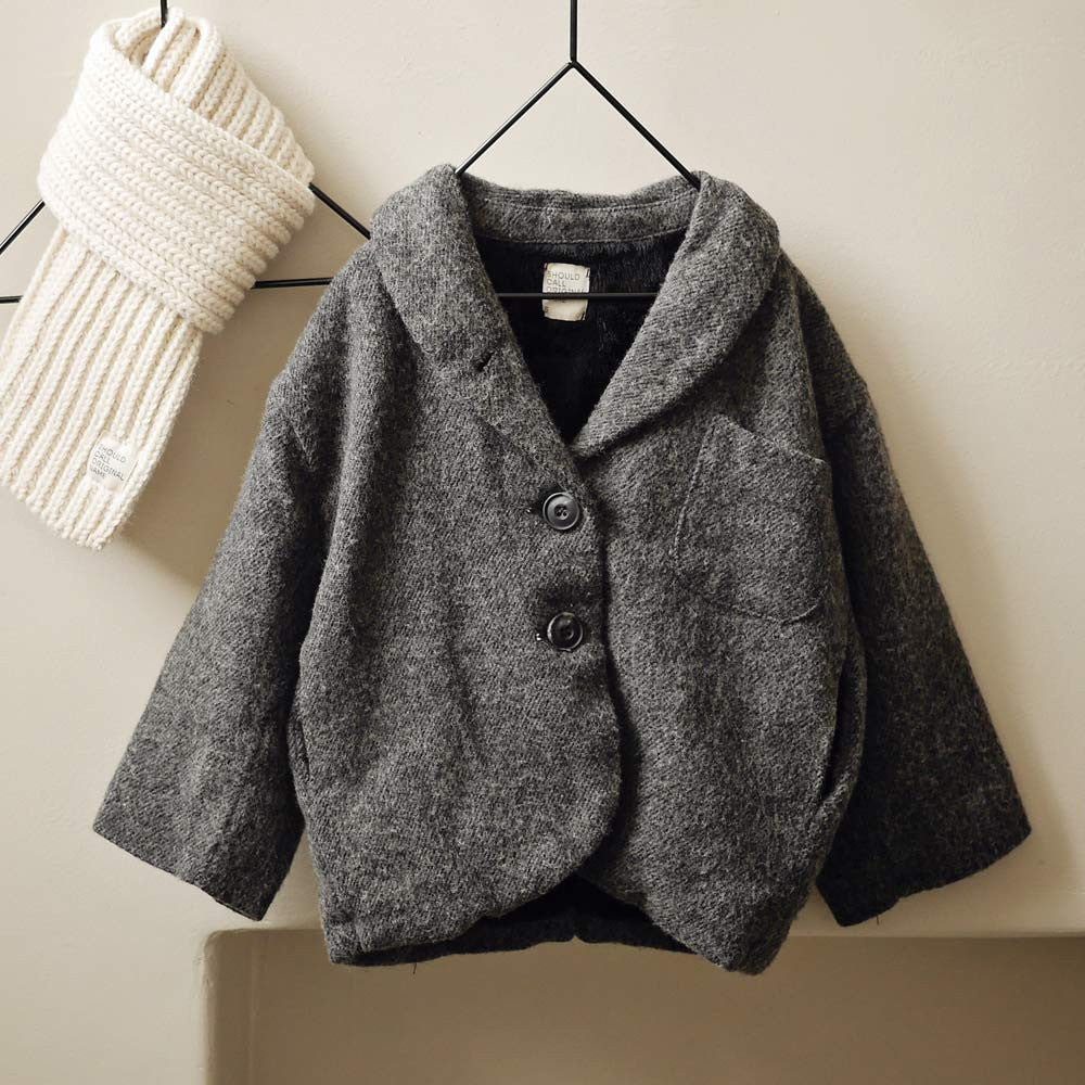 Cloudia Sweater Jacket for little girls