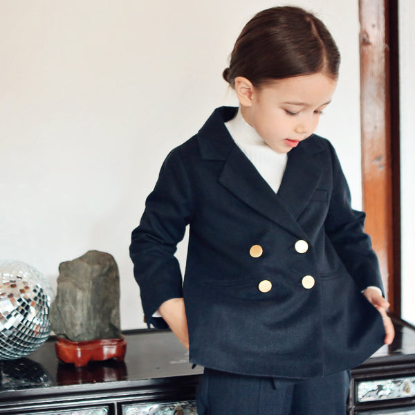 Dries Blazer for children