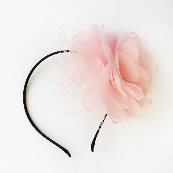 flower girl's hair accessory El Floral Corsage Headband