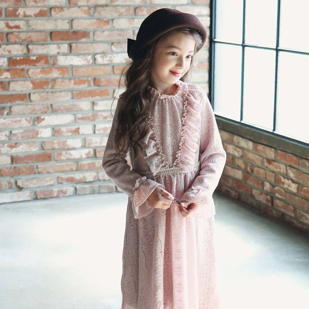 Gwen Lace Dress for little girls