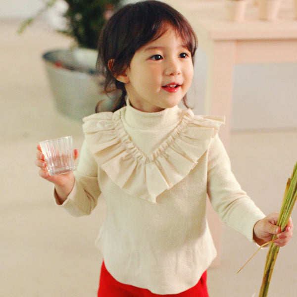 Lena Ruffle Top for little girls