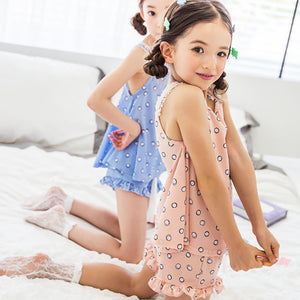 Mia Dot Pajama Set