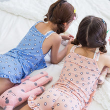 Load image into Gallery viewer, Mia Dot Pajama Set