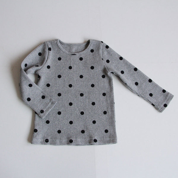 Polka Dot Loungewear Set for toddlers, PJ set