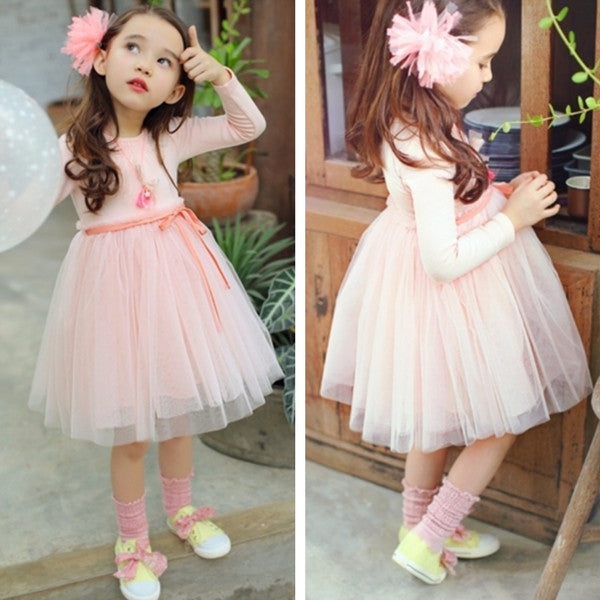 Christina Tulle Dress [2-3 YEARS]