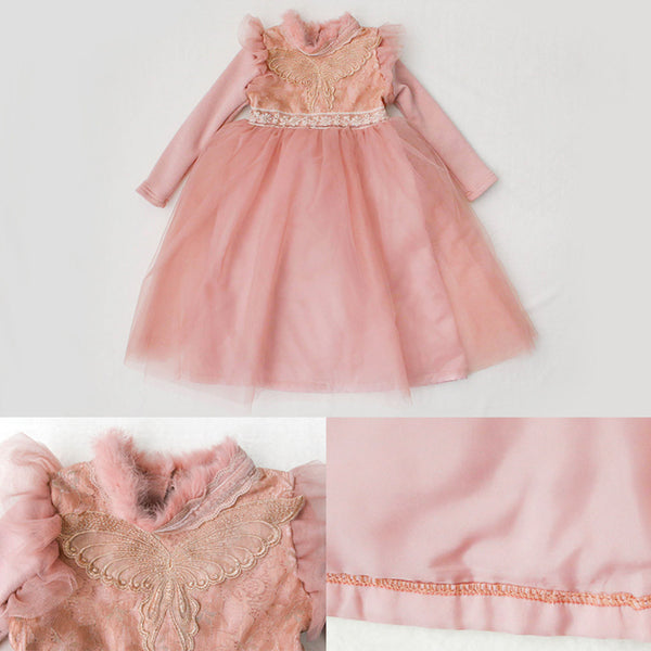 Victoria Tulle Dress[2-3 YEARS]