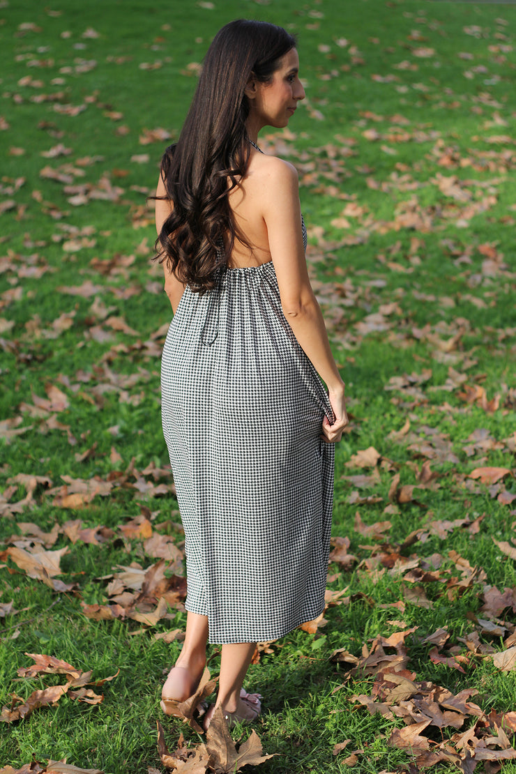 The Undress V4 - Houndstooth Super Soft