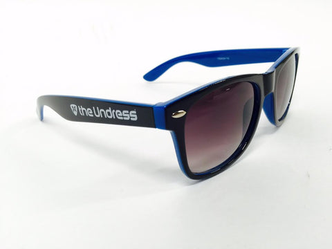 The Undress SPORT Sunglasses - Blue & Black