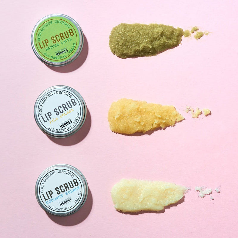 Lip Scrub Kit