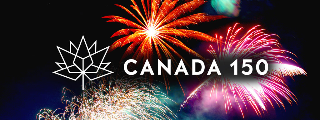 Canada's 150th with a Bang!