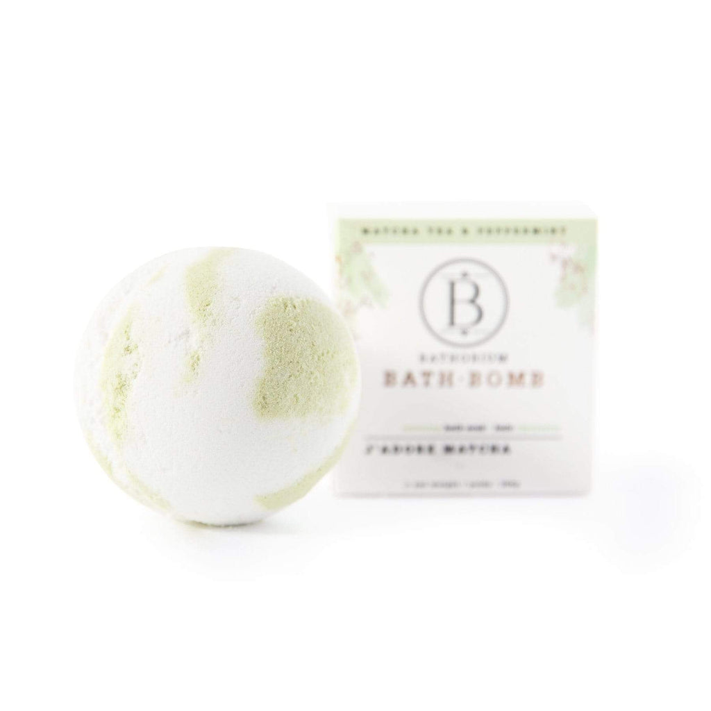 Bathorium | J'adore Matcha - Oak + Tonic
