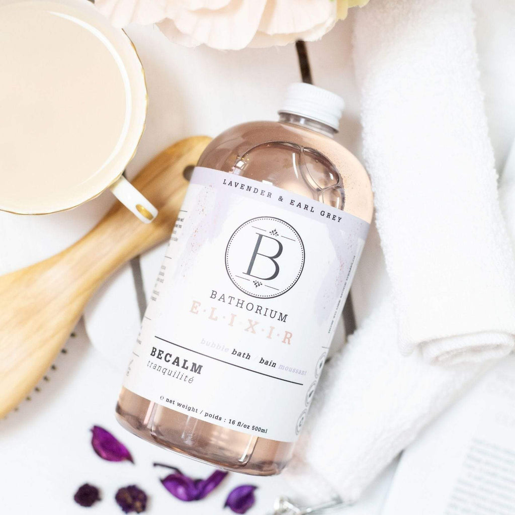 Bathorium | BeCalm Bubble Elixir - Oak + Tonic