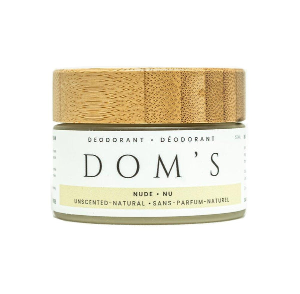 DOM'S Deodorant 50ml DOM'S | NUDE [unscented]