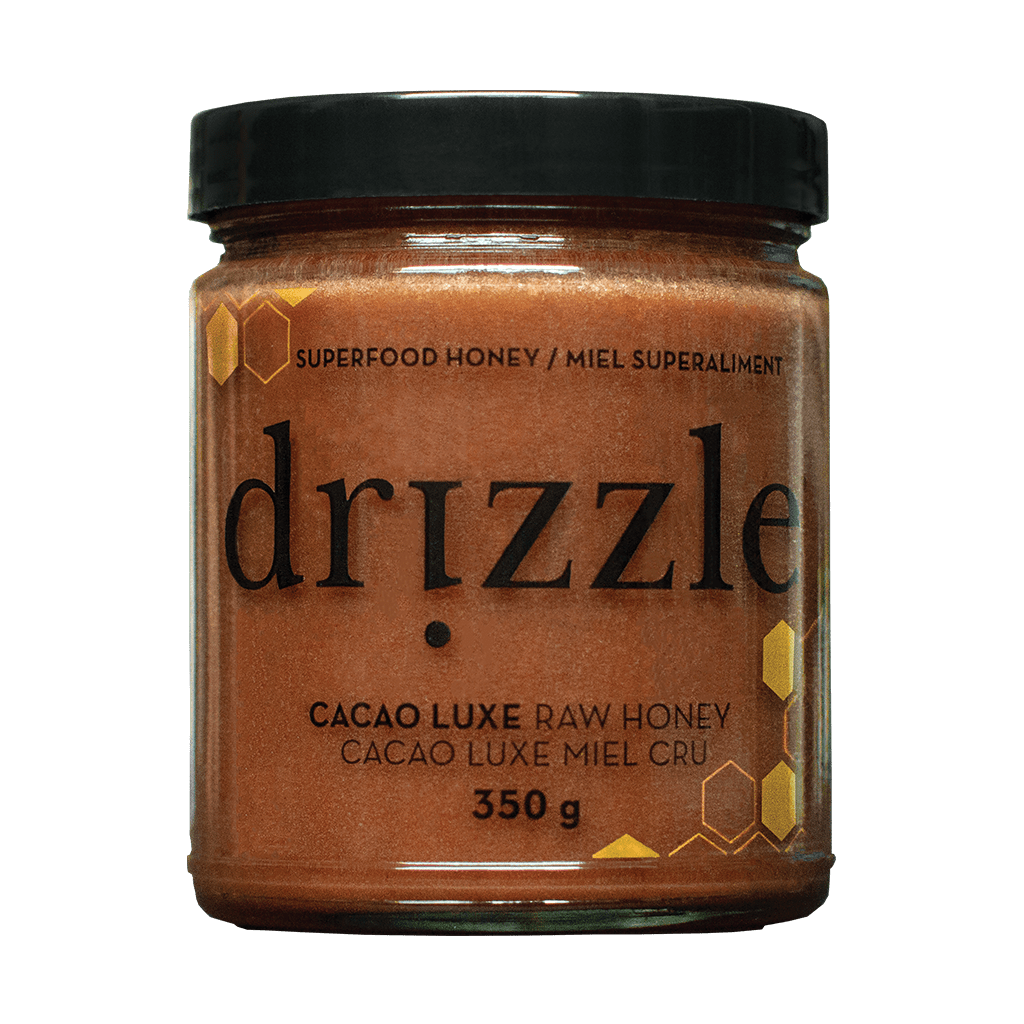 Drizzle Honey Drizzle | Cacao Luxe Raw Honey