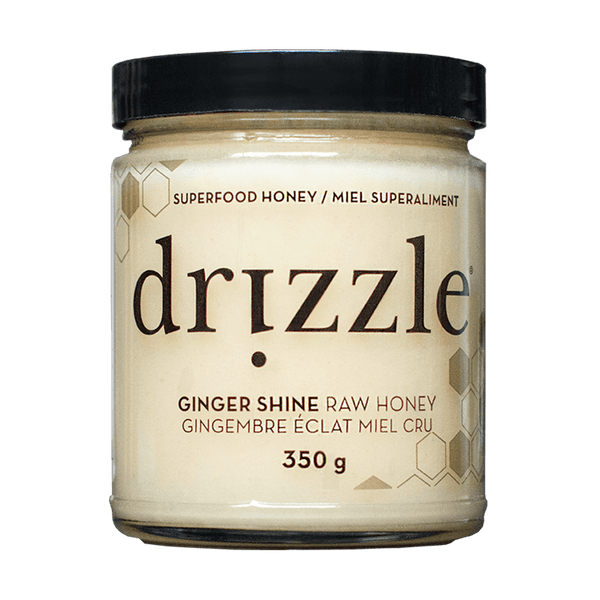 Drizzle Honey Drizzle | Ginger Shine Raw Honey