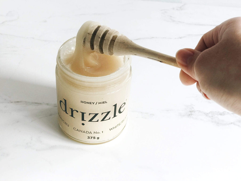 Drizzle Honey Drizzle | White Raw Honey