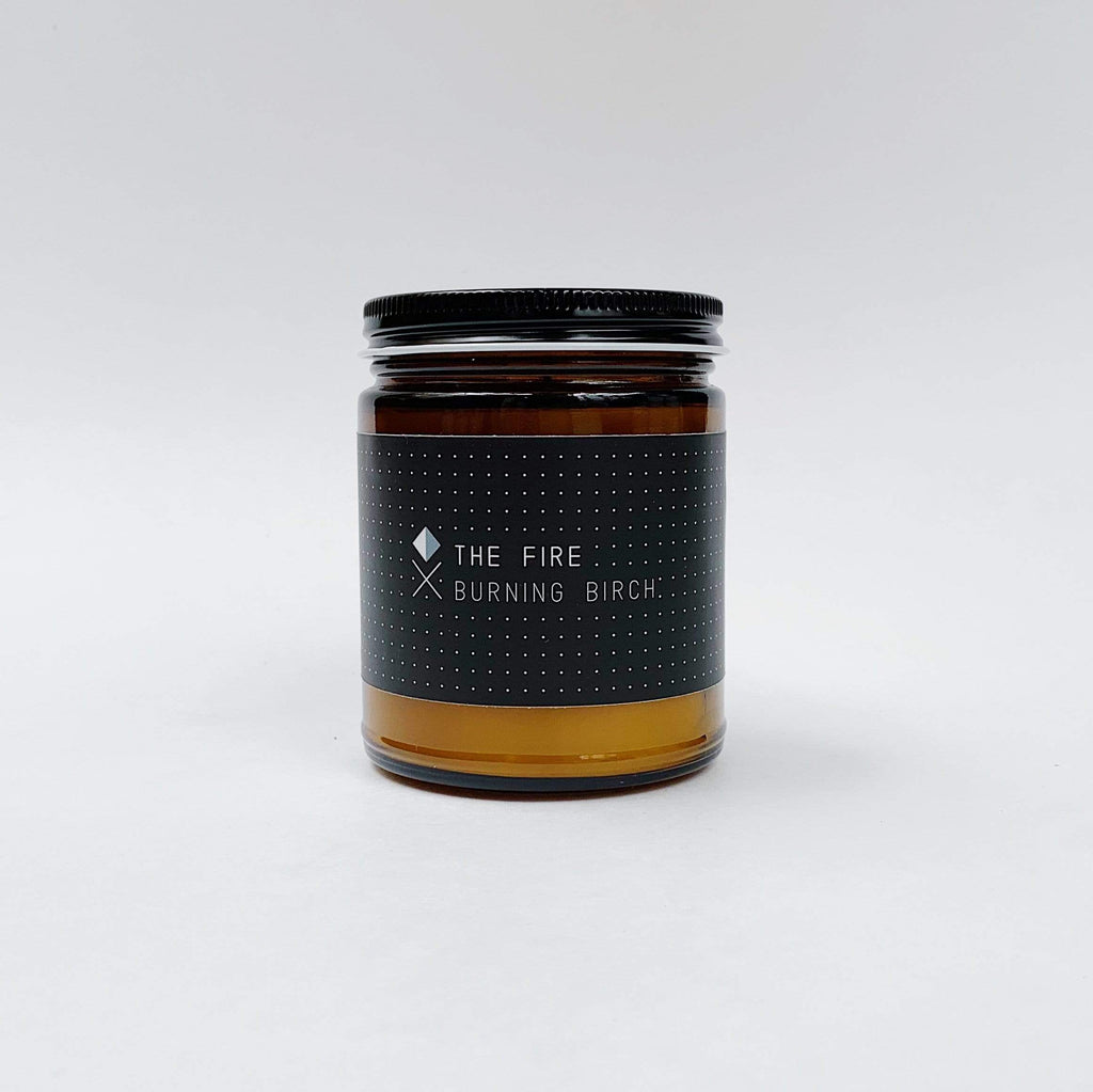 FieldKit Co.| Fire Candle [Burning Birch] - Oak + Tonic