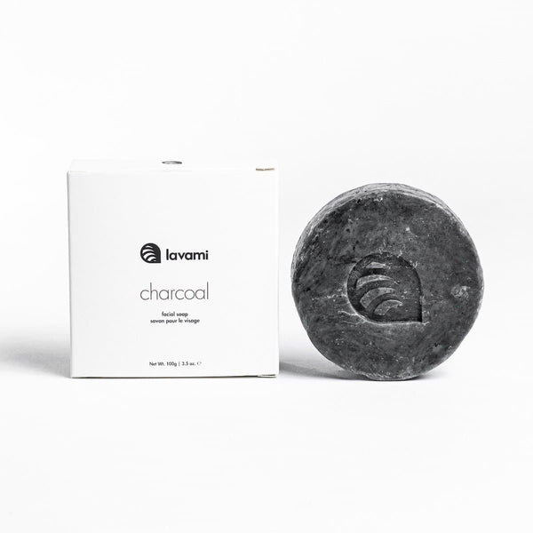 Lavami | Charcoal [Facial Soap] - Oak + Tonic