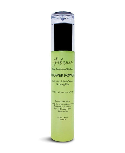 Lifance | FLOWER POWER Anti-Oxidant Hydration Mist - Oak + Tonic