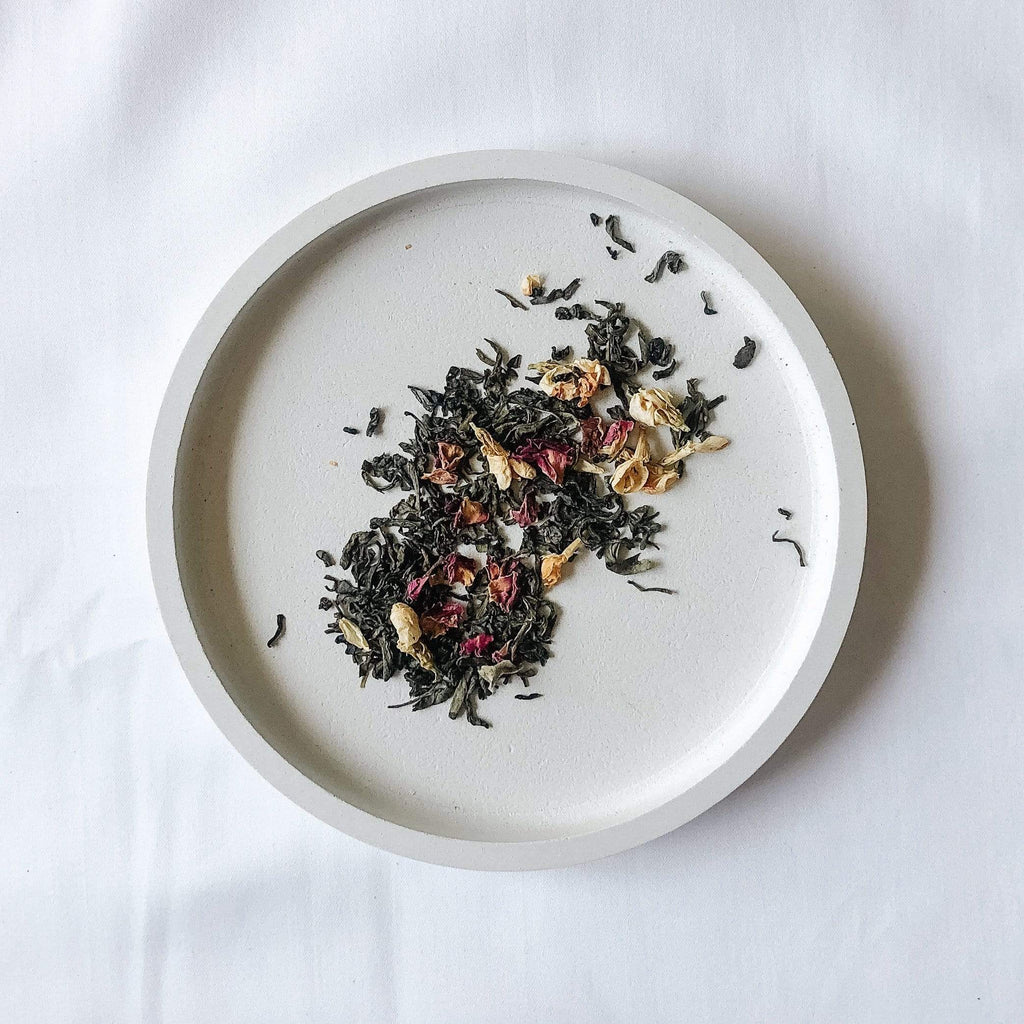 Living Apothecary Loose Leaf Tea Living Apothecary | JASMINE GREEN