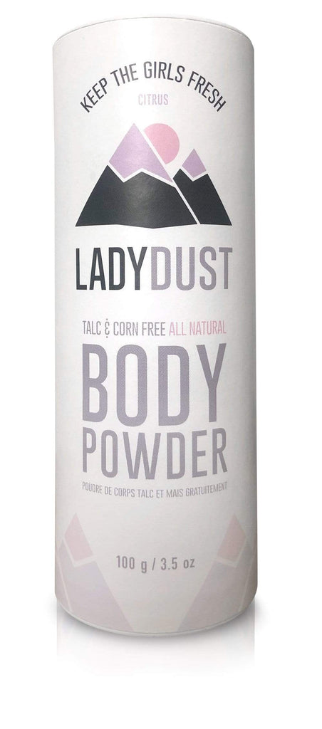 MANDUST | LADY DUST CITRUS | 100 g - Oak + Tonic