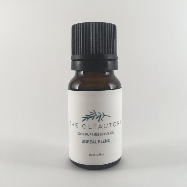 The Olfactory Shop | Boreal Blend - Oak + Tonic