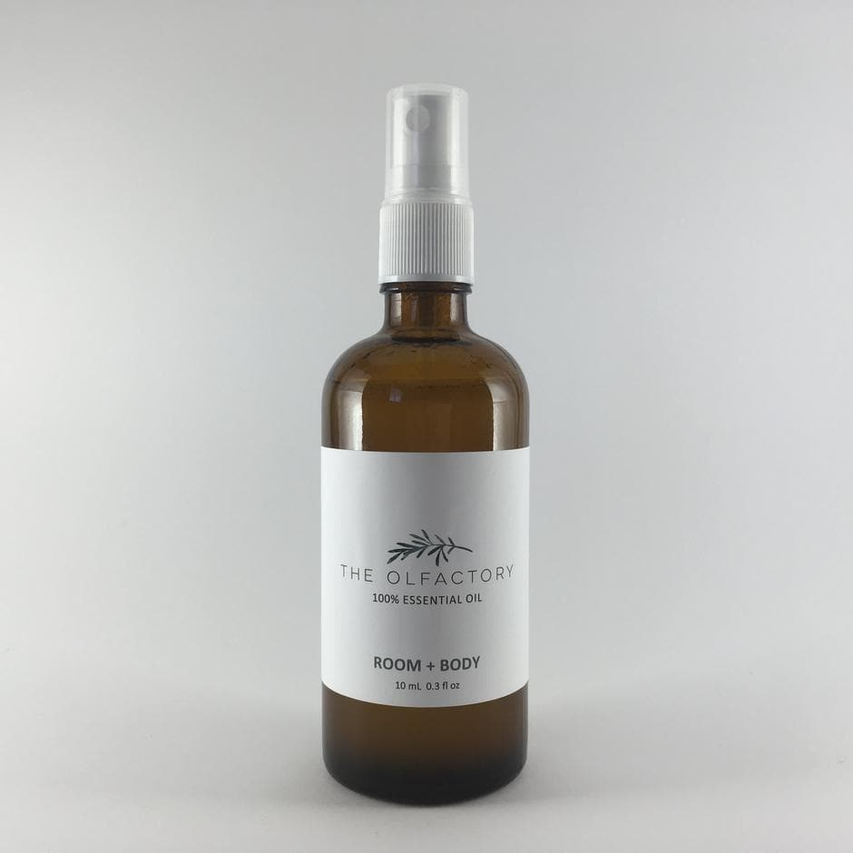 The Olfactory Shop | Lavender + Vanilla Spray - Oak + Tonic