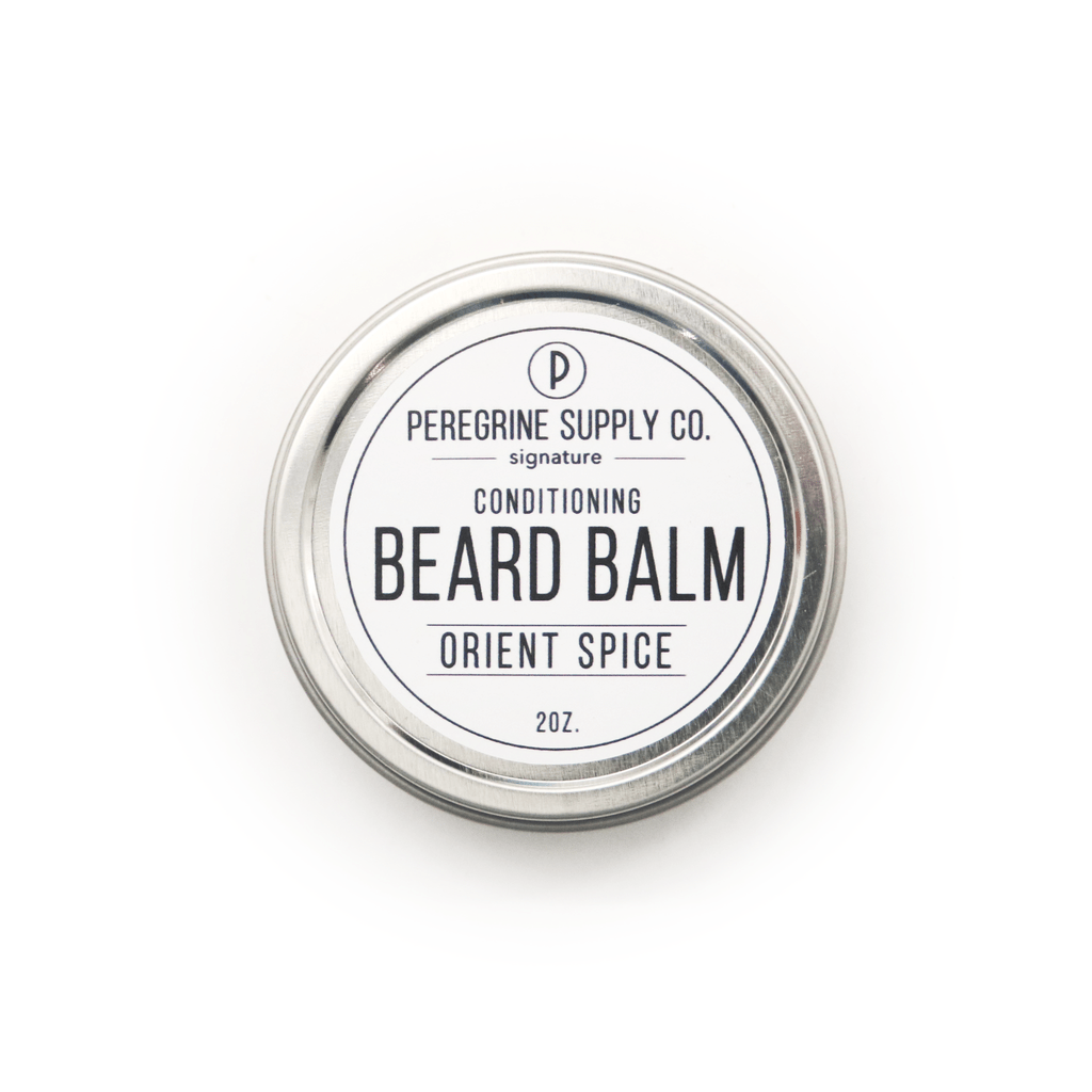 Peregrin Supply Co. | ORIENT SPICE BEARD BALM - Oak + Tonic