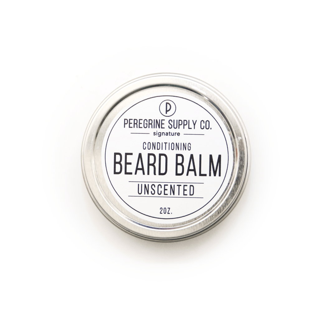 Peregrin Supply Co. | UNSCENTED BEARD BALM - Oak + Tonic