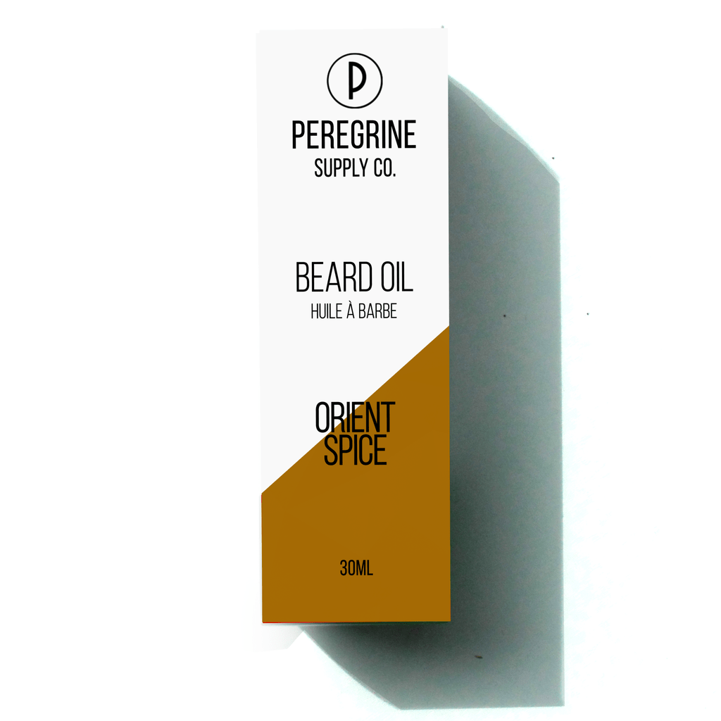 Peregrin Supply Co. | ORIENT SPICE BEARD OIL - Oak + Tonic