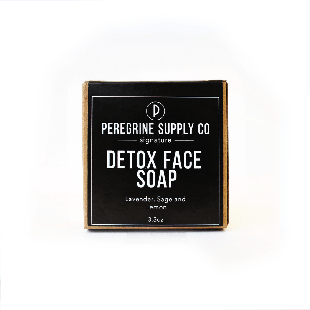 Peregrine Supply Co. | DETOX FACE SOAP - Oak + Tonic