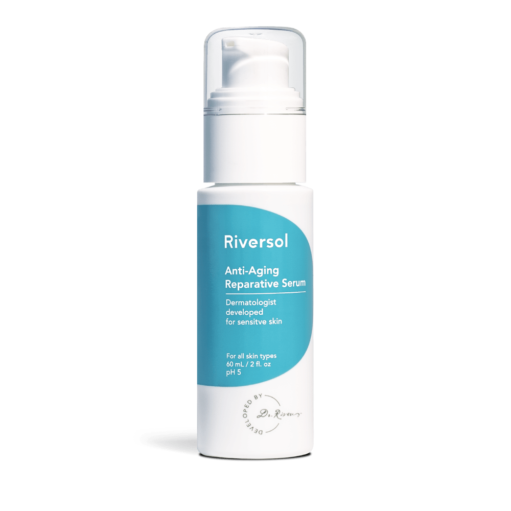 Riversol | Anti-Aging Serum - Oak + Tonic