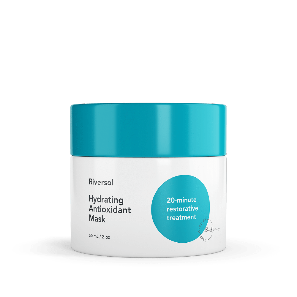 Riversol | Hydrating Antioxidant Mask - Oak + Tonic