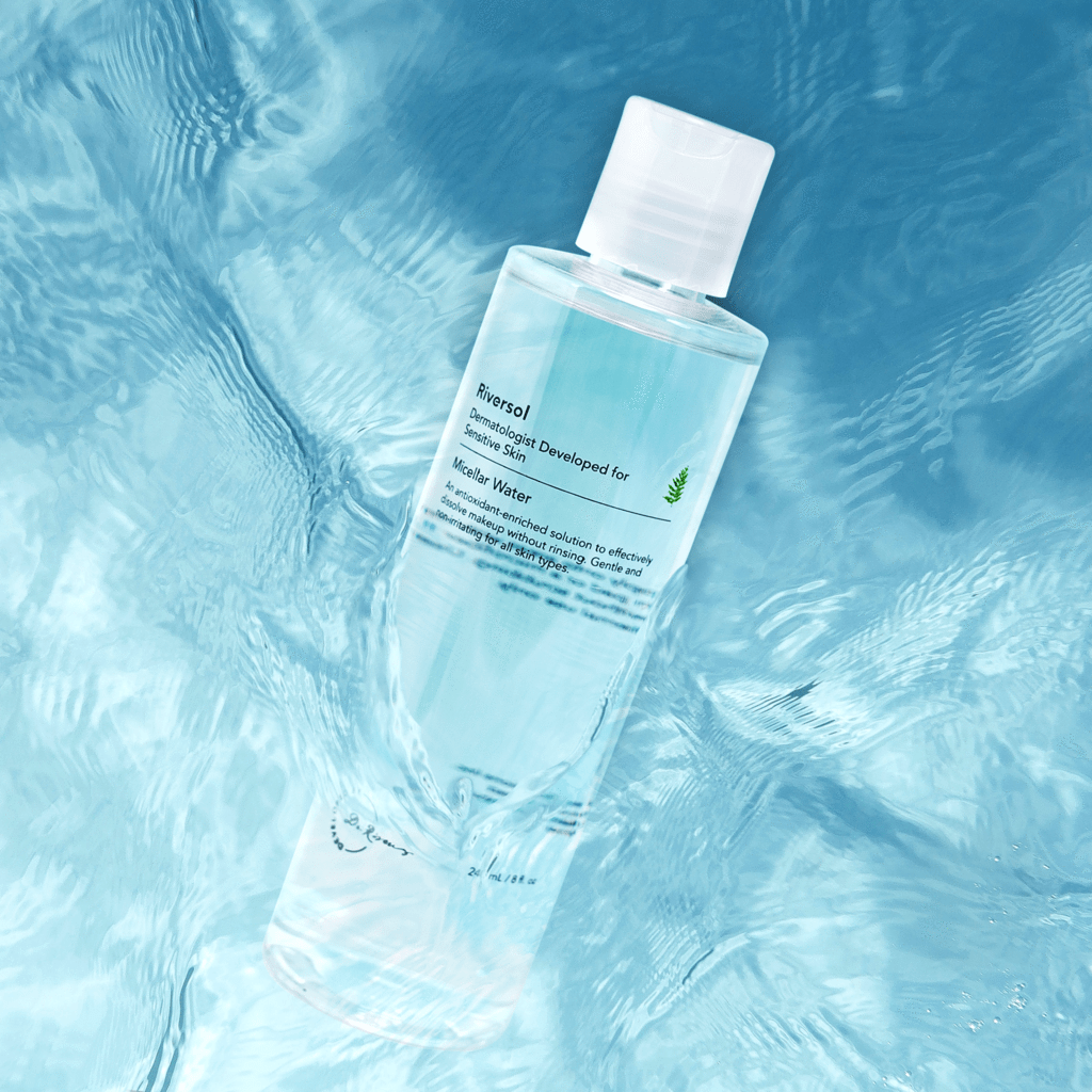 Riversol | Micellar Water - Oak + Tonic