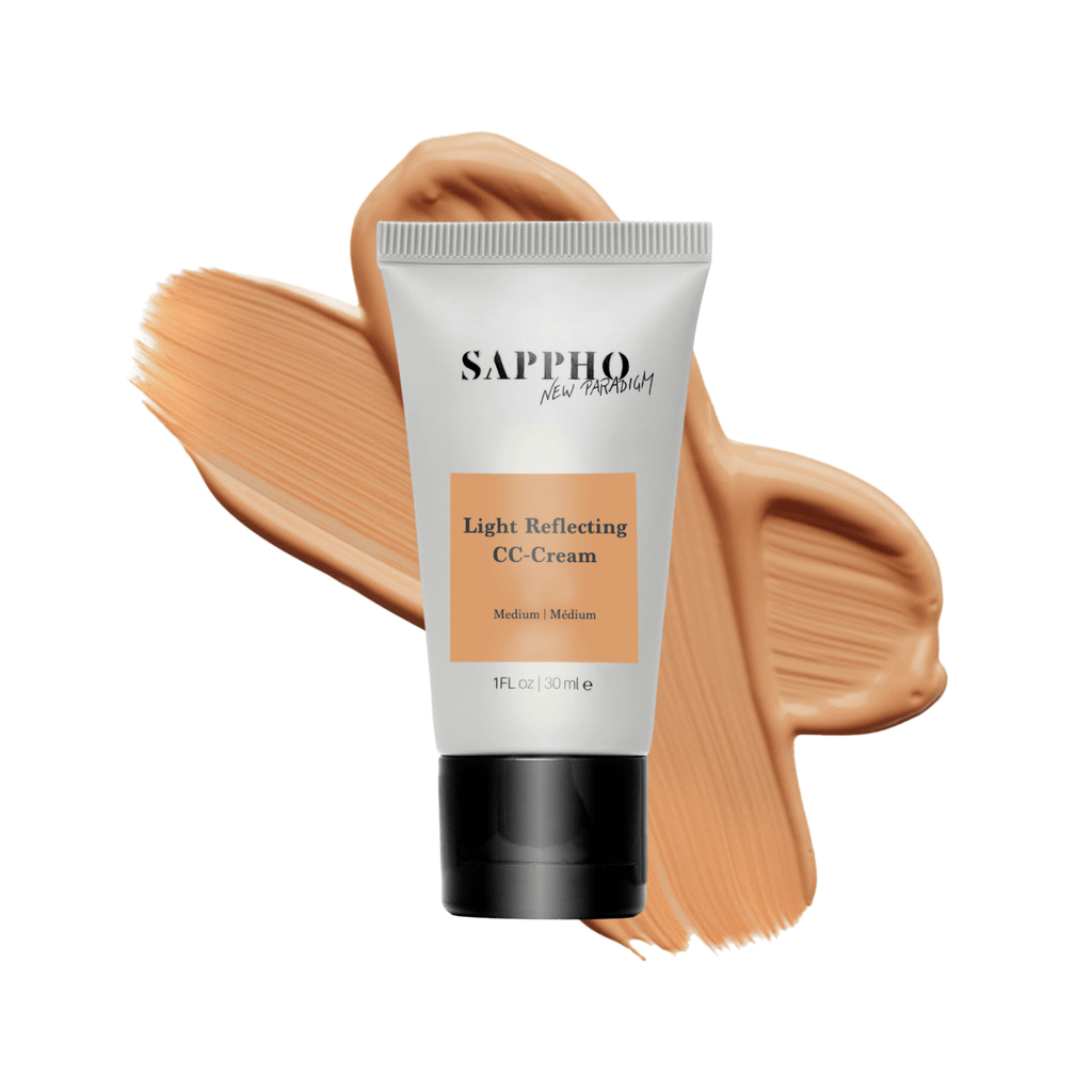 Sappho CC Cream Medium Sappho | Light Reflecting CC Cream's