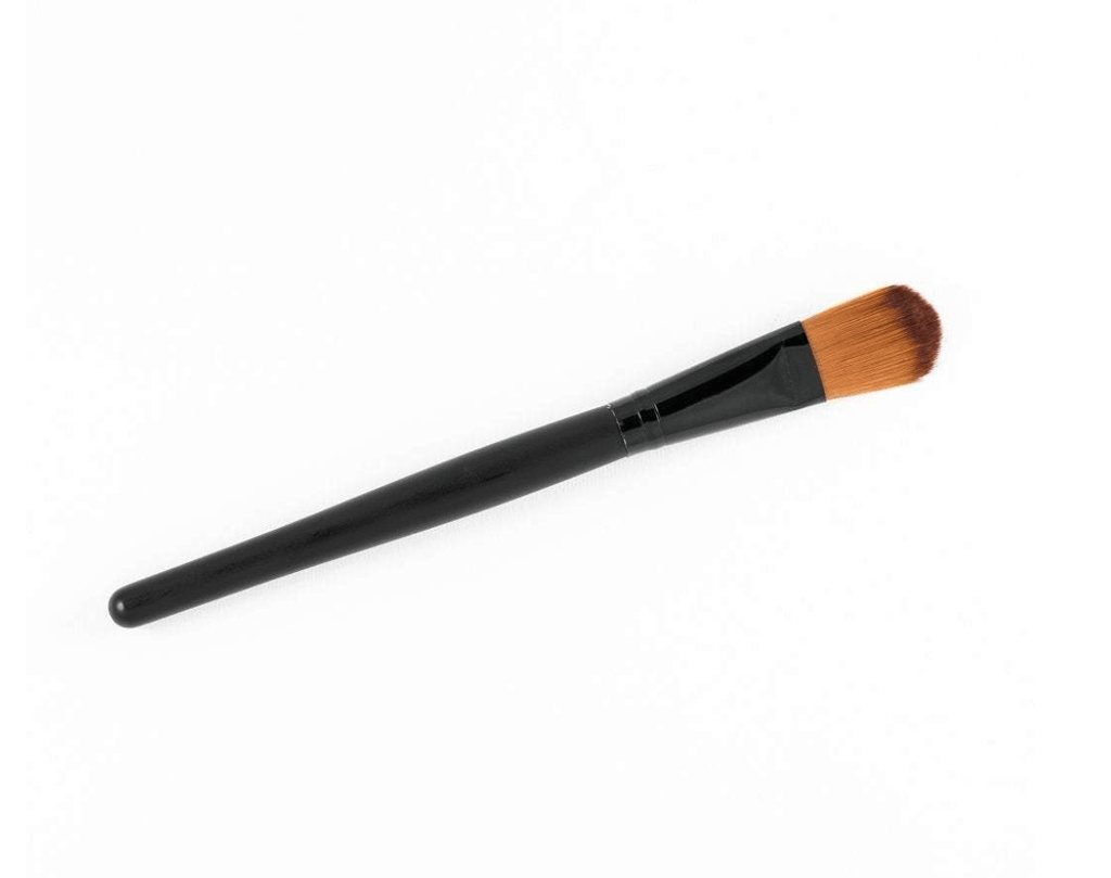 Schmear | Soft Bristle Vegan Face Mask Brush - Oak + Tonic