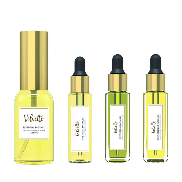 Velvette Organics Facial Oil Dry Skin Collection Velvette | Dry Skin Collection