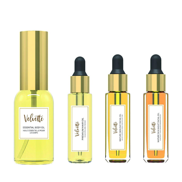 Velvette Organics Facial Oil Mature Skin Collection Velvette | Mature Skin Collection