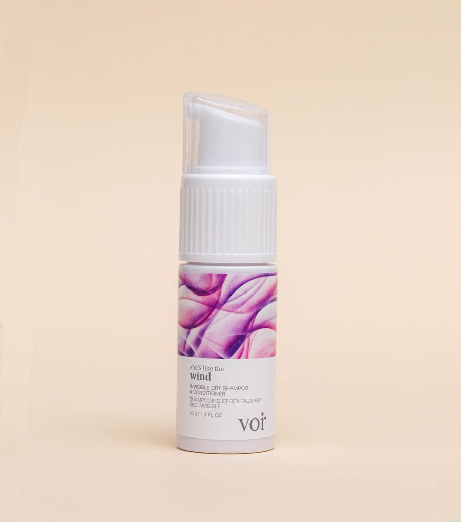 Voir   She's Like The Wind [Invisible Dry Shampoo & Conditioner]