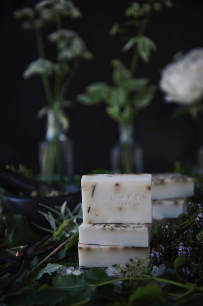 Zingaro Bar Soap Gardens Of Augustus Goats Milk Soap
