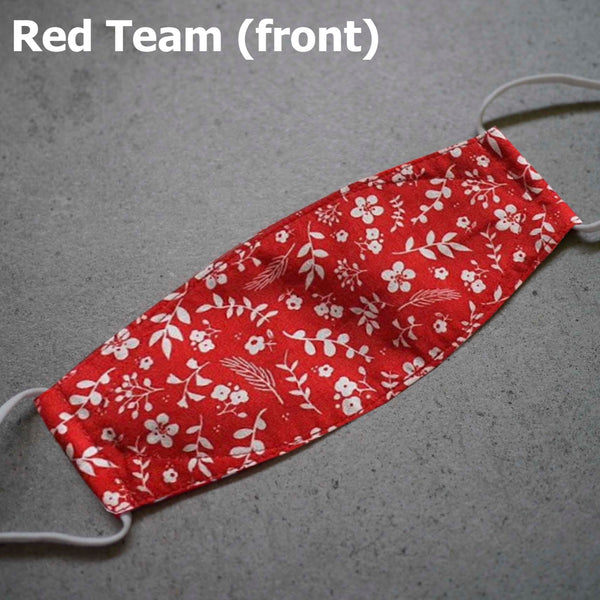 Red White Mask (Pre-Order)