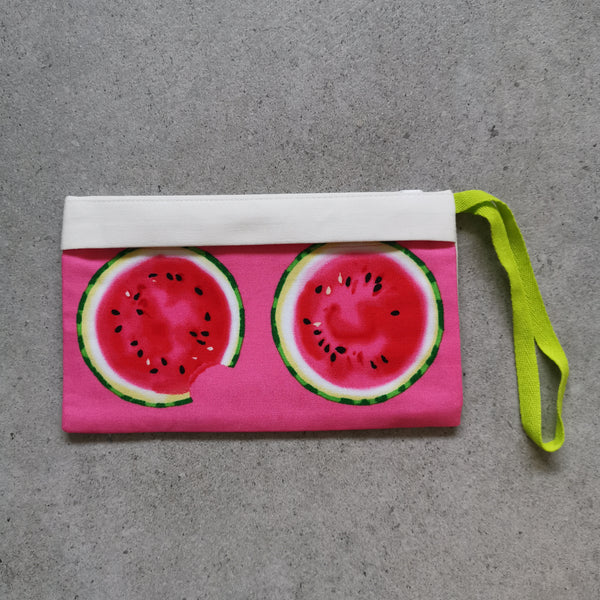 Watermelon Pouch for Masks (Pre-Order)