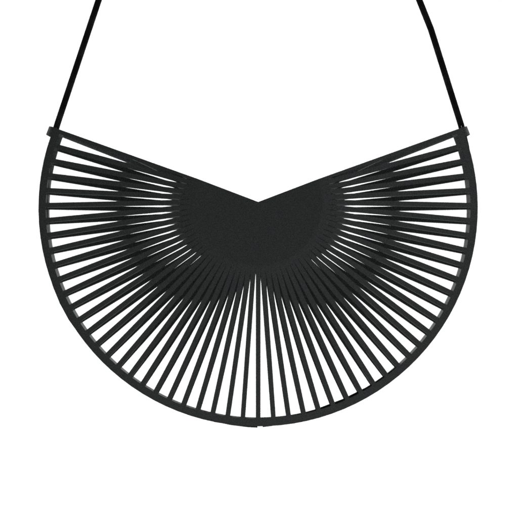 Fan Statement Neckpiece