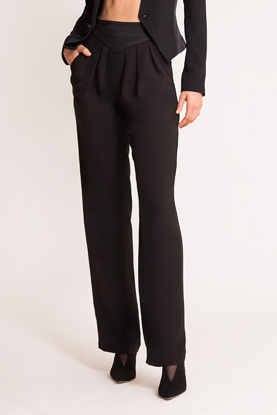 GRACE TROUSERS BLACK
