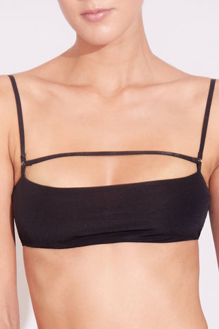DEMI BANDEAU BLACK